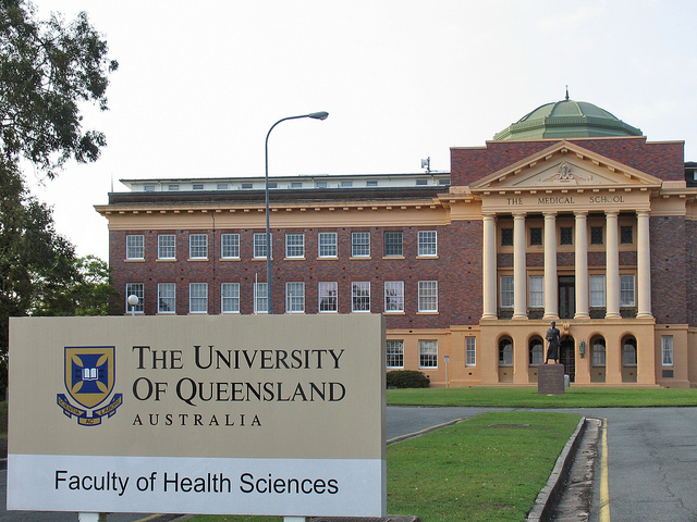 Faculty of Health Sciences at the University of Queensland by https://www.flickr.com/photos/bertknot/