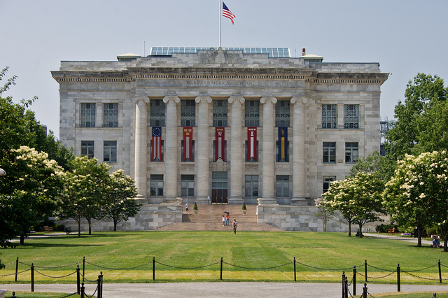 Harvard Medical School https://www.flickr.com/photos/nathanf/