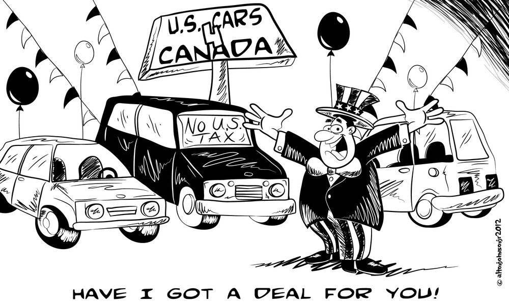 US Cars for Canadians