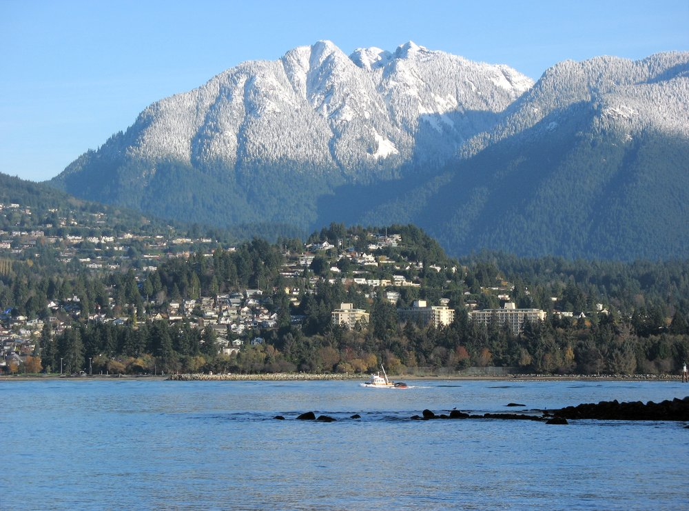 North Vancouver from Downtown By Michael Scheltgen from Vancouver, Canada (The North Shore) [CC BY 2.0 (https://creativecommons.org/licenses/by/2.0)], via Wikimedia Commons